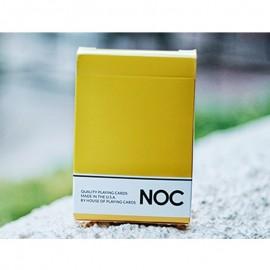 Baraja NOC Original (amarilla)