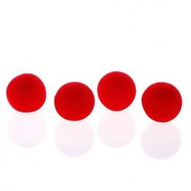 Bola de esponja roja (1,5cm)