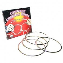 Aros chinos set de 4 (14 cm)