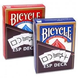 Baraja ESP Bicycle roja