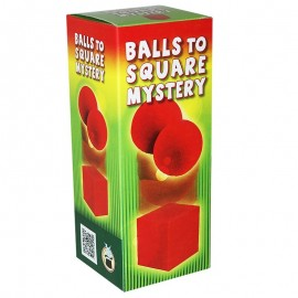 Mystery ball to square