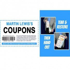 Coupons by Martin Lewis