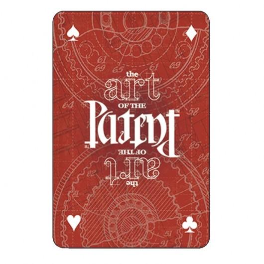 """Baraja """"Arte de patentes, famosos"""" (edición limitada)"""