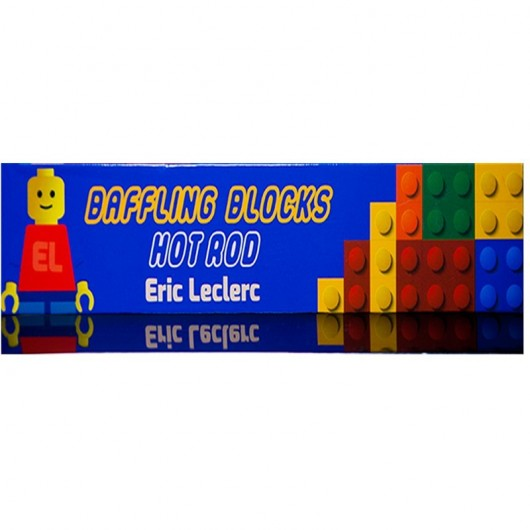 Baffling Blocks Gimmick And Online Instructions By Eric Leclerc