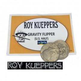 Flipper Coin 1/2 dólar