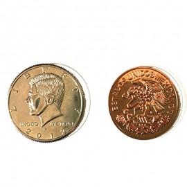 Scotch and soda (1/2 dólar+centavos mejicanos)