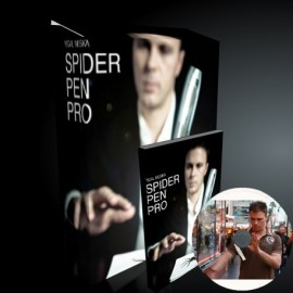 Spider Pen Pro + dvd by Yigal Mesika