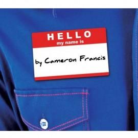 Hola, mi nombre es... by Cameron Francis