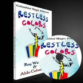 Restless Colors by Aldo Colombini