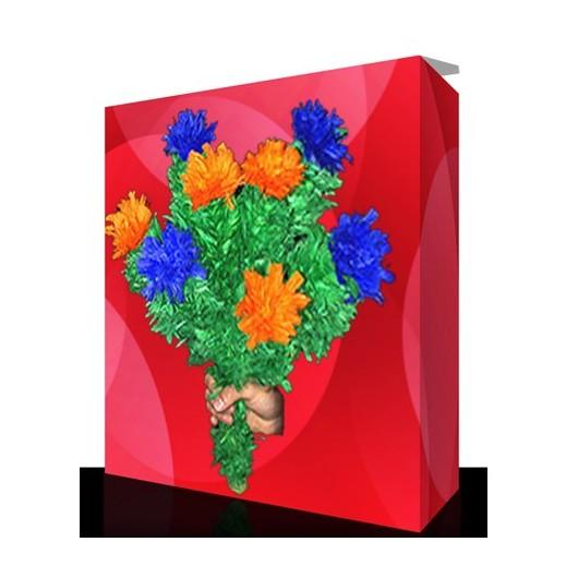 Ramo Creciente 8 Flores