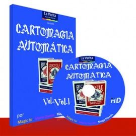 Cartomagia Automatica Vol-1 DVD