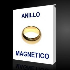 Anillo Magnetico Oro 18mm