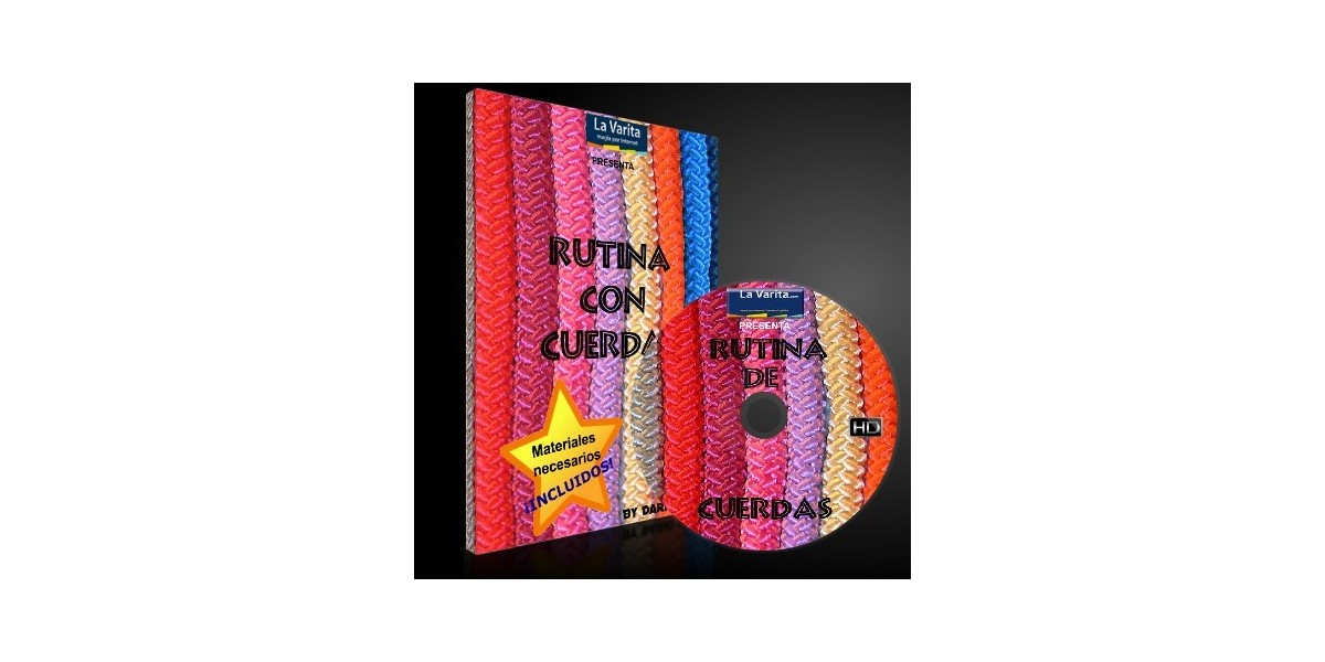 Rutina con Cuerdas (DVD + Cuerdas ) by Dario Hueta