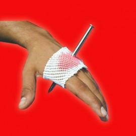 Clavo a través de la mano (Gag)