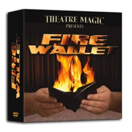 Fire Wallet 2.0 (DVD y gimmicks)