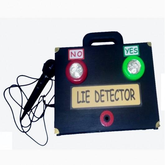 Maletín detector de mentiras by Arsene Lupin