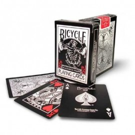 Baraja Bicycle Black Tiger