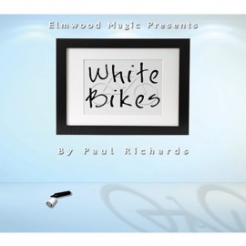 White Bikes by Paul Richard