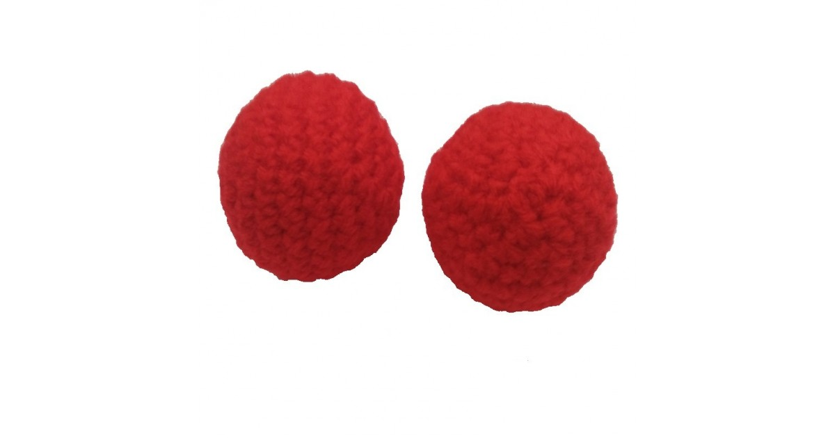 Bolas rojas para Chop Cup by Arsene Lupin