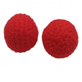 Chop cup balls (red) by Arsene Lupin