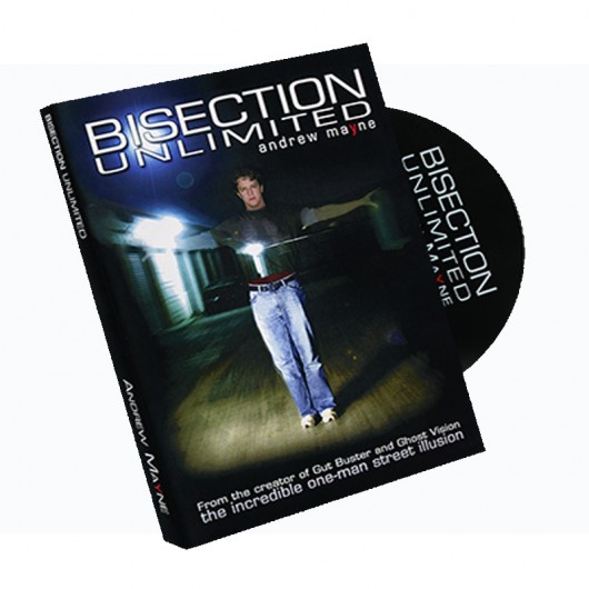 Bisection by Andrew Mayne