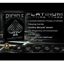 Baraja Bicycle Platinum