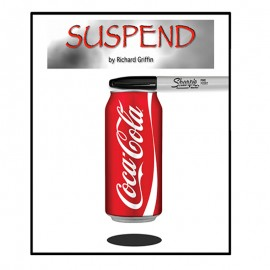 Suspended by Richard Griffin