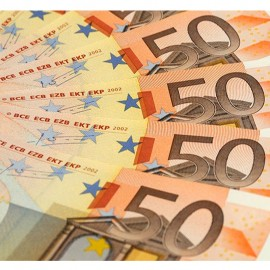 Fake money 50 euros