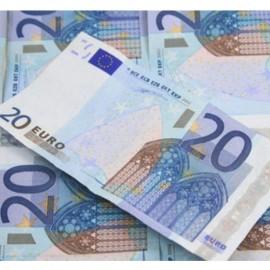 Billetes falsos 20€ (10 uds)