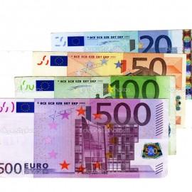 Fake money assorted