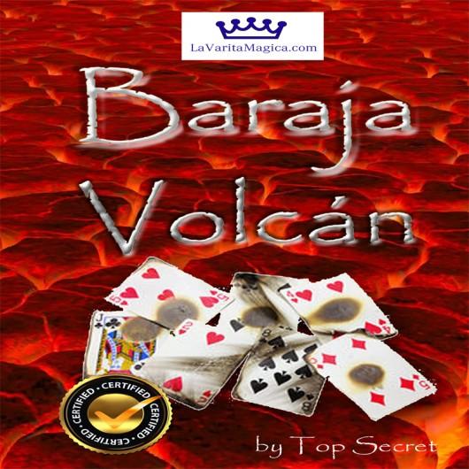 Volcan deck