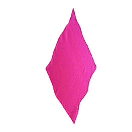 Pañuelo diamante fucsia 45cm