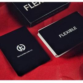 Flexible Playing Cards - Black