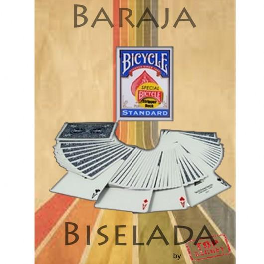 Baraja Bicycle biselada by Top Secret