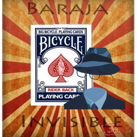 Baraja Invisible Pro  Bicycle by Top Secret