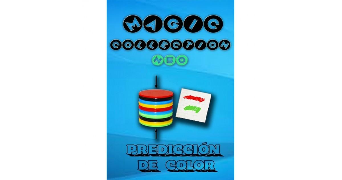 Predicción de color