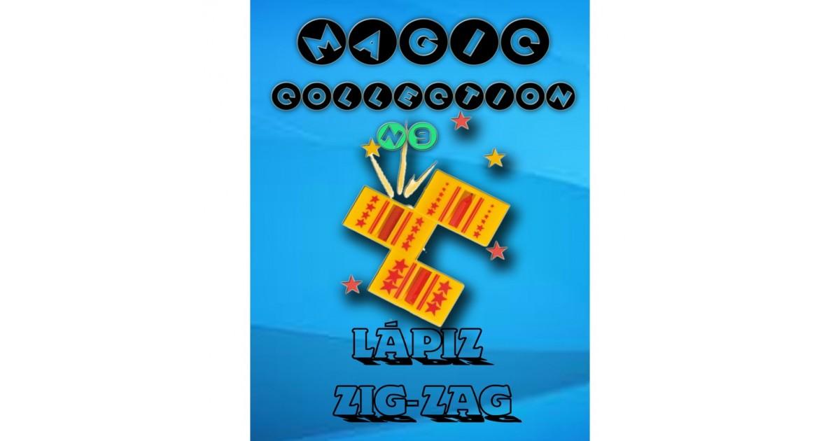 Lápiz Zig-Zag