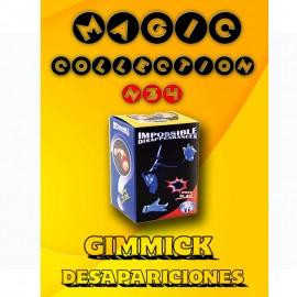 Gimmick desapariciones