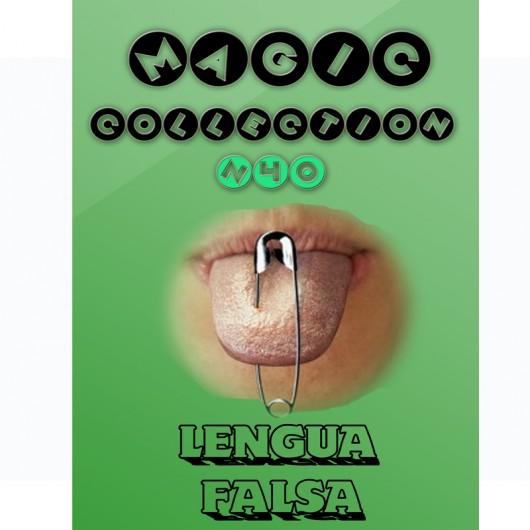 Lengua falsa
