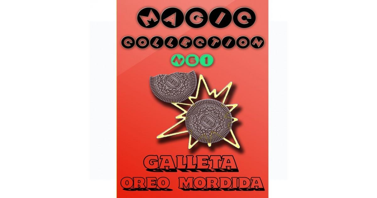 Galleta Oreo Mordida