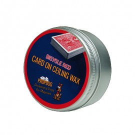 Card on Ceiling Wax 30g (red)