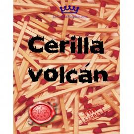 Cerilla volcán