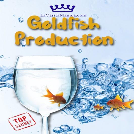 Goldfish production