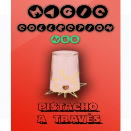 Pistacchio thru cup