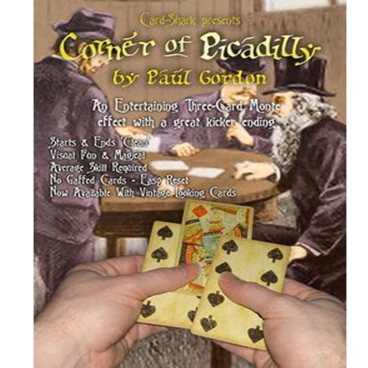 Corner of Picadilly by Paul Gordon