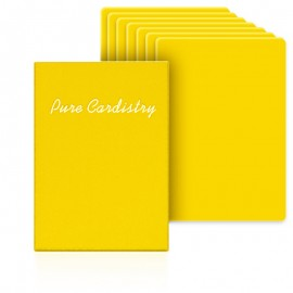 Pure Cardistry - Yellow