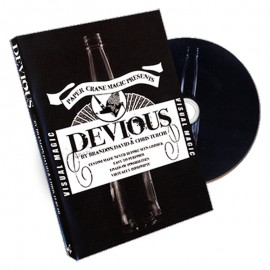Devious (Gimmick and DVD)