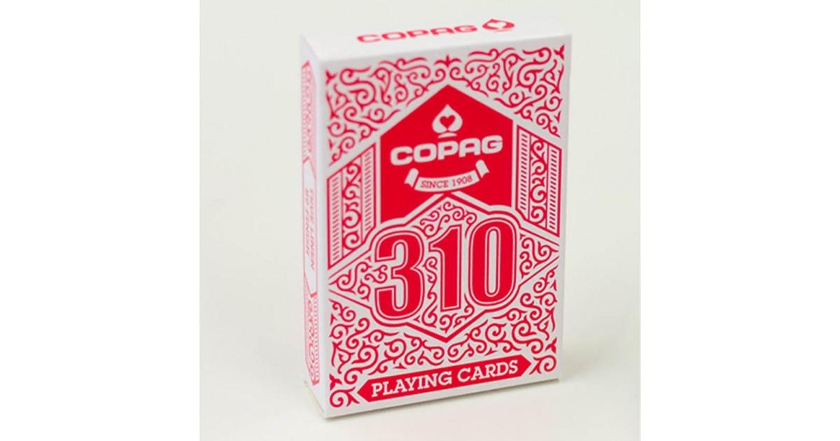 Baraja Copag 310 roja