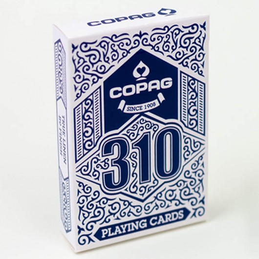 Baraja Copag 310 azul