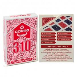 Copag 310 deck + gaff deck